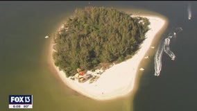 On the auction block: own part of Tampa Bay's Beer Can Island
