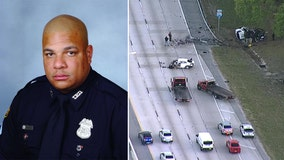 Chief: Wrong-way driver from Colorado was intoxicated, in Tampa for 12 hours before crash that killed officer
