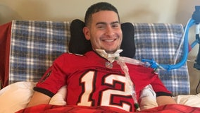 Family hopes laughter, sunshine will help Largo nurse paralyzed after COVID-related illness