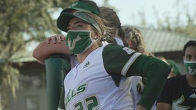 USF's Georgina Corrick taking advantage of team's return to action