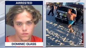 Arrest made after viral video shows teen running handcuffed from police vehicle on Clearwater Beach