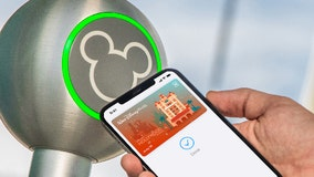 Disney launches MagicMobile option for contactless entry to parks