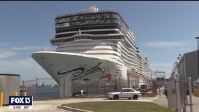 Despite legal battles, cruise schedules push forward from Florida ports