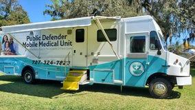 Walk-in clinic on wheels: Pasco brings COVID-19 vaccine straight to neighborhoods