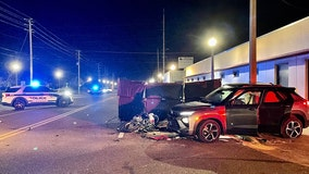 Two dead following St. Pete crash, police say