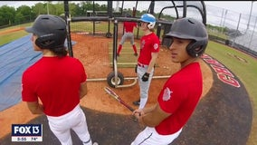 Undefeated Strawberry Crest baseball team focused on here and now