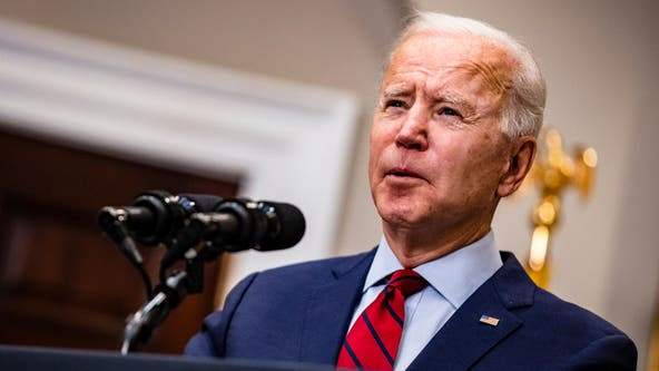 Biden to discuss COVID-19 vaccination effort amid push to speed up production