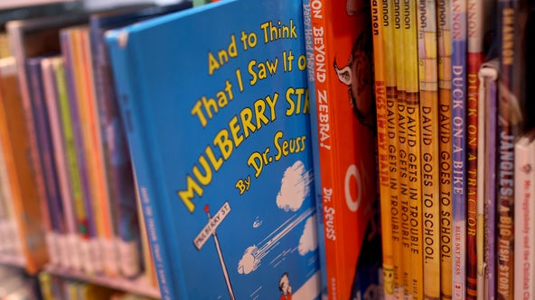 Dr. Seuss books' sales soar after publication halted on 6 titles for 'racist, insensitive imagery'