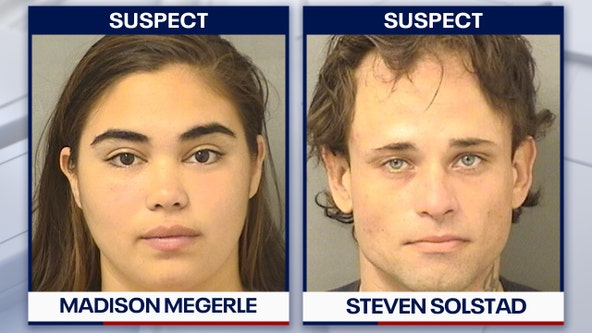 Deputies: Florida couple kidnapped, robbed man in home over 30 hours