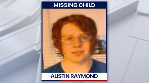 Statewide Missing Child Alert issued for 14-year-old boy from Port Richey