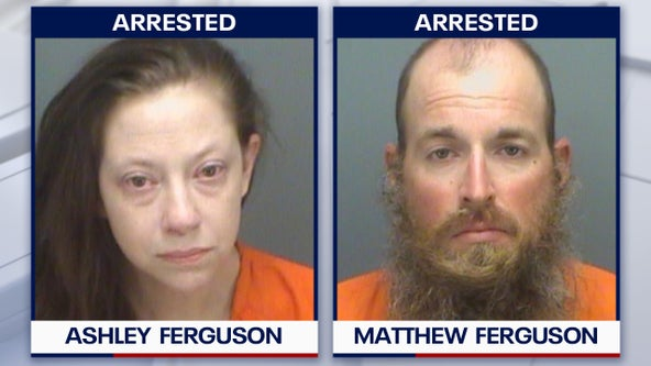 Clearwater couple charged with manslaughter, neglect after child's death