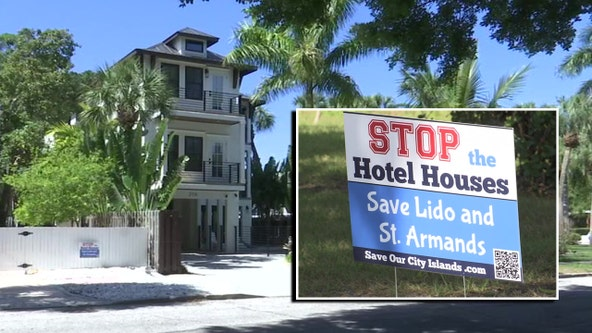 Residents of Lido Key, St. Armands are fed up with 'party rental' properties