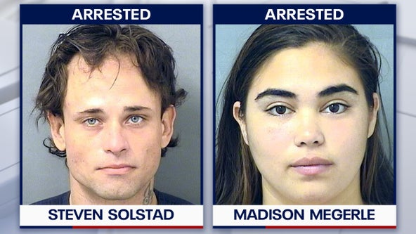 Deputies: Florida couple kidnapped man, held him hostage for 30 hours while robbing his house