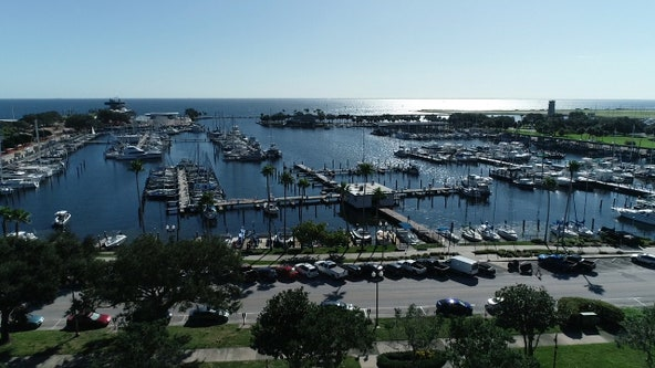 St. Pete City Council to consider $30M marina redevelopment plan
