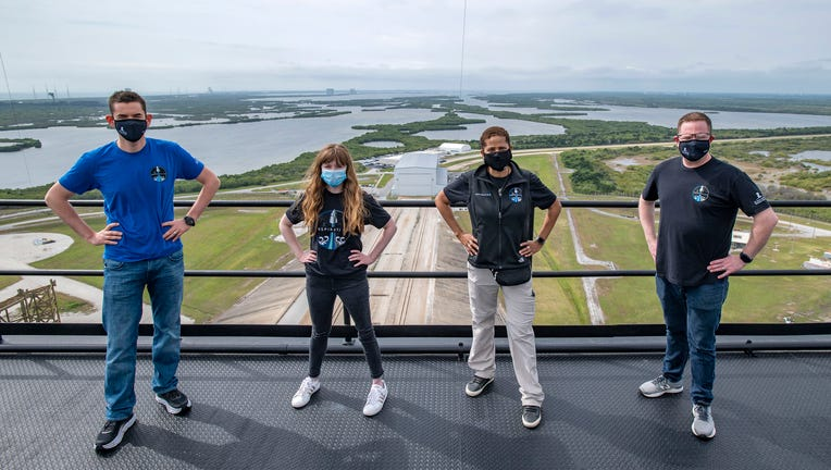 Inspiration4-Crew-at-SpaceX-Launch-Tower-at-Kennedy-Space-Center-Image-provided-by-SpaceX.jpg