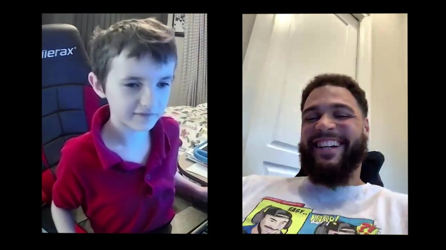 Buccaneers' Mike Evans has Fortnite invite for 'excited' young fan