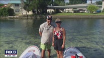 Owner of camera found in Crystal River located in Ohio