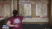 Gain a new skill at Hatchet Hangout in St. Pete