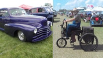 Great Rides: 1948 Chevy Aerosedan and Flea Market Butt Buggy