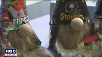 Woman's handmade gnomes raise money for veteran wreaths