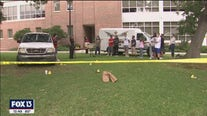 University of Tampa turns Plant Park into crime scene for students to learn