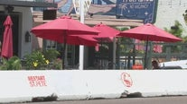 Parking spots turned into patio seating could remain after pandemic, St. Pete says
