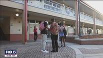 Hillsborough teachers concerned for jobs