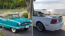 Great Rides: 1965 Nash Metropolitan and 2004 Mustang GT
