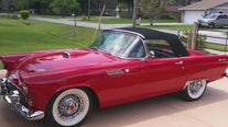 Great Rides: 1955 Ford Thunderbird