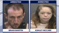 Man, woman arrested for burglarizing, stealing multiple vehicles, deputies say
