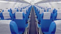 Study: Open middle seat on planes limits COVID-19 spread up to 57%