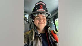 Georgia firefighter dies while working first shift