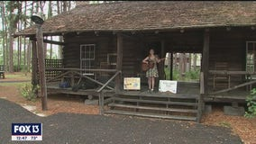 Heritage Village offers a safe and socially distanced concert series for free.