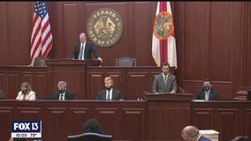 Florida lawmakers push through bills in last days of legislative session