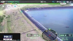 Drones, live video, submersibles guide crisis management at Piney Point