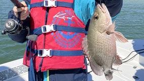Fishing Report: Easter weekend