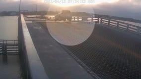 Police try to identify driver accused of jumping Daytona Beach drawbridge
