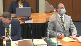 Derek Chauvin trial: Supervisor says he wasn't immediately told of knee on George Floyd's neck