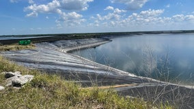 Gov. DeSantis calls for full cleanup of Piney Point following reservoir leak