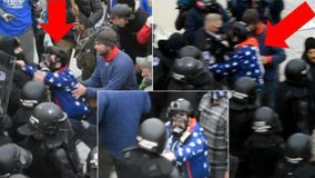 New Jersey man accused of assaulting cops at Capitol riot