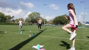 Girl's running group builds bonds, teaches life skills