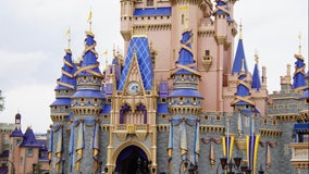 Disney adding finishing touches to Cinderella Castle for 50th anniversary