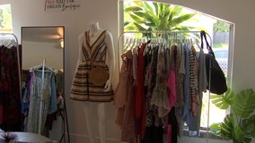 Tampa boutique gives formerly incarcerated women a boost of confidence, hope to move forward