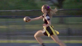 Robinson flag football excited to be back in playoffs