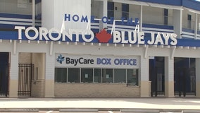 Blue Jays leaving Dunedin for Buffalo starting June 1
