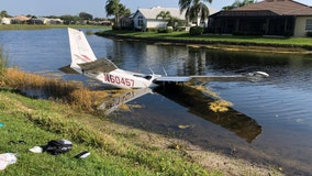 Pilot reported engine problems before crashing into Venice pond, deputies say