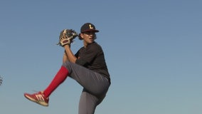 Leto sophomore throws back-to-back no-hitters