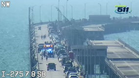 FHP investigating after 3-year-old killed on Sunshine Skyway Bridge fishing pier