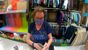 Clearwater woman with passion for volunteering helped clothe children for nearly 2 decades