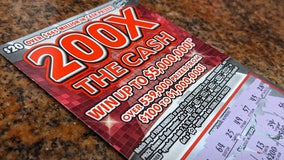 25-year-old Hernando County man wins $5 million from lotto scratch-off ticket